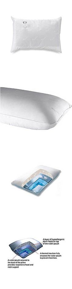 Other Sleeping Aids: Mediflow Waterbase Down Plus Pillow Water -> BUY IT NOW ONLY: $82.44 on eBay!