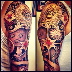 tongan tattoo - Google Search