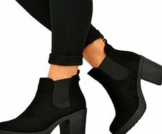 Cucu Fashion NEW WOMENS LADIES CHUNKY BLOCK HEEL GRIP SOLE CHELSEA ANKLE BOOTS SHOES SIZE 3 4 5 6 7 8, Black Sued NEW WOMENS LADIES CHUNKY BLOCK HEEL GRIP SOLE CHELSEA ANKLE BOOTS SHOES SIZE 3 4 5 6 7 8 (Barcode EAN = 7426901989931). http://www.comparestoreprices.co.uk/december-2016-week-1-b/cucu-fashion-new-womens-ladies-chunky-block-heel-grip-sole-chelsea-ankle-boots-shoes-size-3-4-5-6-7-8-black-sued.asp
