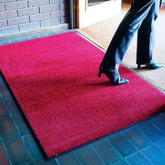 Model PP-0001 #Entraplush #Mat Traps dirt and debris, protecting interior floors #Slip #resistant, #stain resistant #PVC backing. #Quick-drying '#crush-resistant' carpet surface Colours: grey, brown, slate, blue, red, green. See more at: http://shop.hsil.co.uk/p-3537-entraplush-mat.aspx#sthash.qjT3XrUg.dpuf