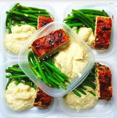 For a healthy meal prep
