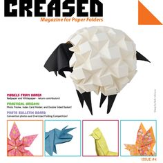 Issue 4 de Creased pour le mouton. 1O dollars (mais est-ce un diagramme ou des explications ? )