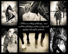 Rochelle Sheri Photography.....a girl and her horse <3