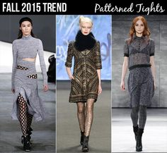 Fall 2015 Trends and How to Wear Them