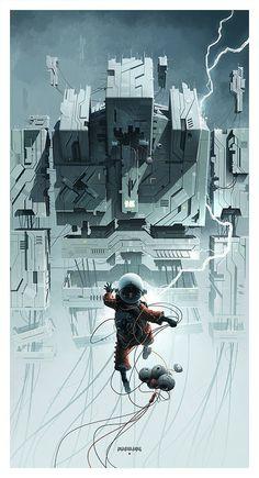 Stunning Illustrations by DerekStenning