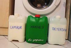 "Ev yapımı ""Hayat"": Çamaşır makinesi deterjanı yapımı Homemade Soap Bars, 1000 Life Hacks, Dollar Store Hacks, Aqua, Fire Extinguisher, Home Made Soap, Drip Coffee Maker, Bar Soap, Declutter"