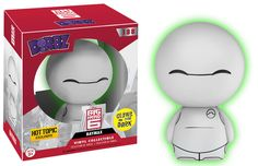 These Big Hero 6 Dorbz Funko and Disney MyMoji Figures Are The Cuteness We Needed Right Now