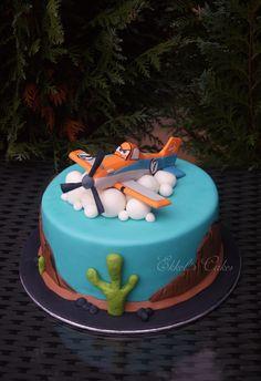 Planes cake DISNEY Dusty BOY