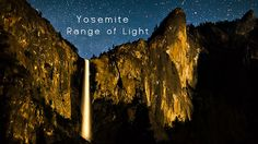 Mother Nature. Truly amazing!   Yosemite Range of Light by Shawn Reeder.