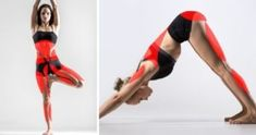 Practicing yoga regularly is known to improve your physical, mental, and spiritual health. We've put together the most effective yoga poses that can transfor. Basic Yoga Poses, Cool Yoga Poses, Yoga Poses For Beginners, Yoga For Kids, Exercise For Kids, Kids Workout, Workout Guide, Corps Yoga, Sculpter Son Corps