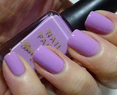 Barry M ~ Pale Purple
