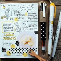 Planner / Hobonichi Love. If you like this planner setup you should check out this post: http://www.designisyay.com/kikki-k-personal-planner-setup/