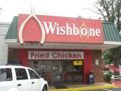 Wishbone Fried Chicken, Newnan, GA   Marie, Let's Eat!