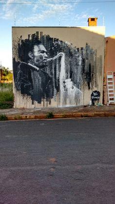 New piece in Frutal MG - Brasil