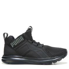 fd9f4ee2bf6 Kids  Enzo Running Shoe Grade School. Black PumaBlack ...