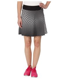 PUMA Golf Motion Skirt-US Black - 6pm.com