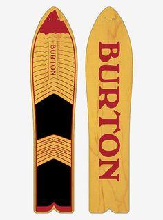 Burton The Throwback Snowboard 100cm