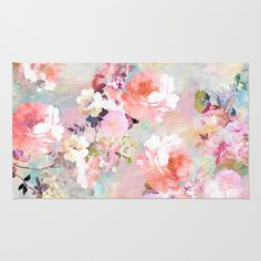 Love+of+a+Flower+Rug+by+Girly+Trend+-+$28.00