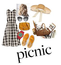 A fashion look from August 2017 featuring cutout dresses, suede shoes and marc jacobs handbags. Browse and shop related looks. Weekend Vibes, Marc Jacobs, Picnic, Shoe Bag, Studio, Polyvore, Stuff To Buy, Shopping, Collection