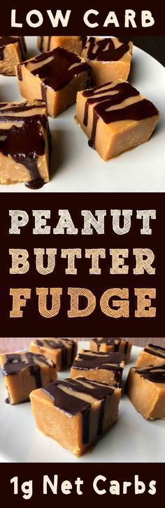 This recipe for Low Carb Peanut Butter Fudge is Keto, Atkins, THM, LCHF, Paleo, Sugar Free and Gluten Free. It's also super tasty.