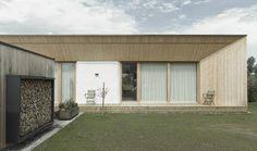 Strohhaus in Dornbirn, Österreich, Georg Bechter Architektur und Design, 2014, Ansicht außen, Foto