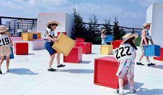 The Vienna Kindergarten at Expo 67 – Montreal, Canada Expo 67, World's Fair, Vienna, Cool Kids, Vintage Photos, Kindergarten, Nostalgia, Montreal Canada, Architecture