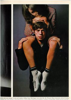 Mick Jagger photographer by David Bailey for Vogue 1965    http://chowhound.chow.com/topics/876442#7839314