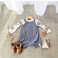 Mamoo&Lou || Flatlay from @misskyreeloves featuring our romper. www.mamooandlou.com