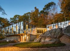 Mirrored façades are creating homes that are part art installation, part camouflaged hideaway – their appearance changing with the season, weather and even hour. Dominic Bradbury reports