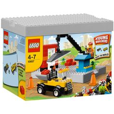 LEGO Bricks & More 10657: My First Set: Amazon.co.uk: Toys & Games