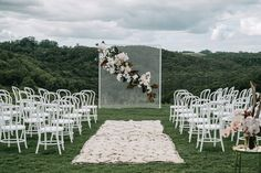 5 creative wedding backdrop ideas! / Hampton Event Hire - wedding and event hire / www.hamptoneventhire.com / Photo by Lucas & Co Photography / Styled by The Events Lounge