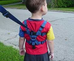 ChildtoAdult Safety Harness. Special Needs Harness