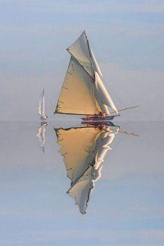 Bernadette B - sailboat Classic Sailing, Boat Art, Boat Painting, Tall Ships, Belle Photo, Sailing Ships, Sailing Cruises, Watercolor Paintings, Watercolor Landscape