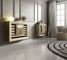 ▷ Cubreradiadores Design: Quality for your Home ® Radiator Heater Covers, Radiator Shelf, Radiator Cover, Old Radiators, Column Radiators, Cabinet Boxes, Cabinet Ideas, Find A Match, Decorative Panels