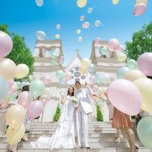 アニヴェルセル ヒルズ横浜 http://wedding.rakuten.co.jp/hall/wed1000641/