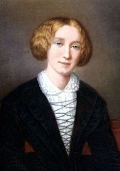 "GEORGE ELIOT  ""It is always fatal to have music or poetry interrupted.""  Middlemarch"