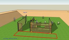3D Design By Tommaso Tsavalos Shooting Range, Stage Design, 3d Design, Firearms, Ranges, Edc, Competition, Guns, Shooting Targets