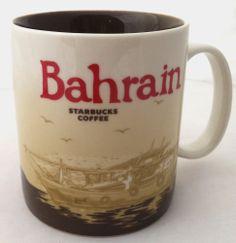 Starbucks BAHRAIN City Mug Collection #Starbucks