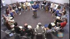 Kalani - Let's All Play Our Drum Game, via YouTube.