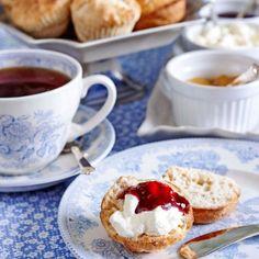 scones i muffinsplåt