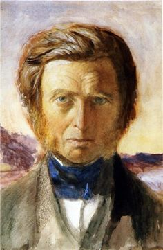 Self Portrait, 1875 - John Ruskin