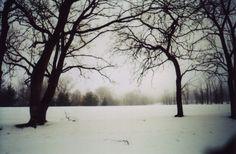 'Twas a long winter's eve...