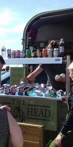 The Nag's Head Mobile Bar