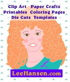 Lee Hansen is a graphic artist who designs paper crafts, clip art, coloring pages, die cuts and scrapbook graphics for crafting and desktop publishing. Craft Paper Design, Coloring Pages, Hansen Is, Clip Art, Color Crafts, Classroom Crafts, Activity Sheets, Printable Paper, Commercial