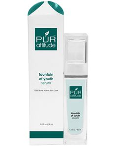 Pur Attitude Pur Attitude Fountain of Youth Review
