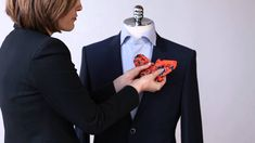Learn How To Fold A Pocket Square In A Few Stylish Ways by Harry Rosen