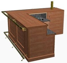 building a home bar | that offers complete home bar plansto build your ultimate home bar ...