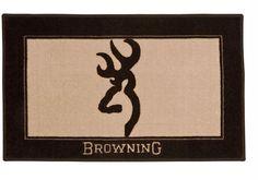 BROWNING Browning Buckmark Bath Mat
