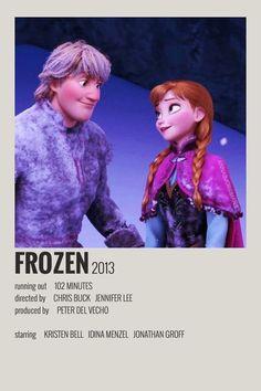 Frozen polaroid movie poster