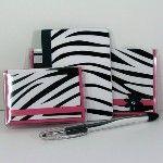 Zebra Print Checkbook...